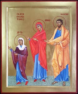 Family of the Theotokos